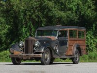 Packard Super Eight Hunting Car - 1934