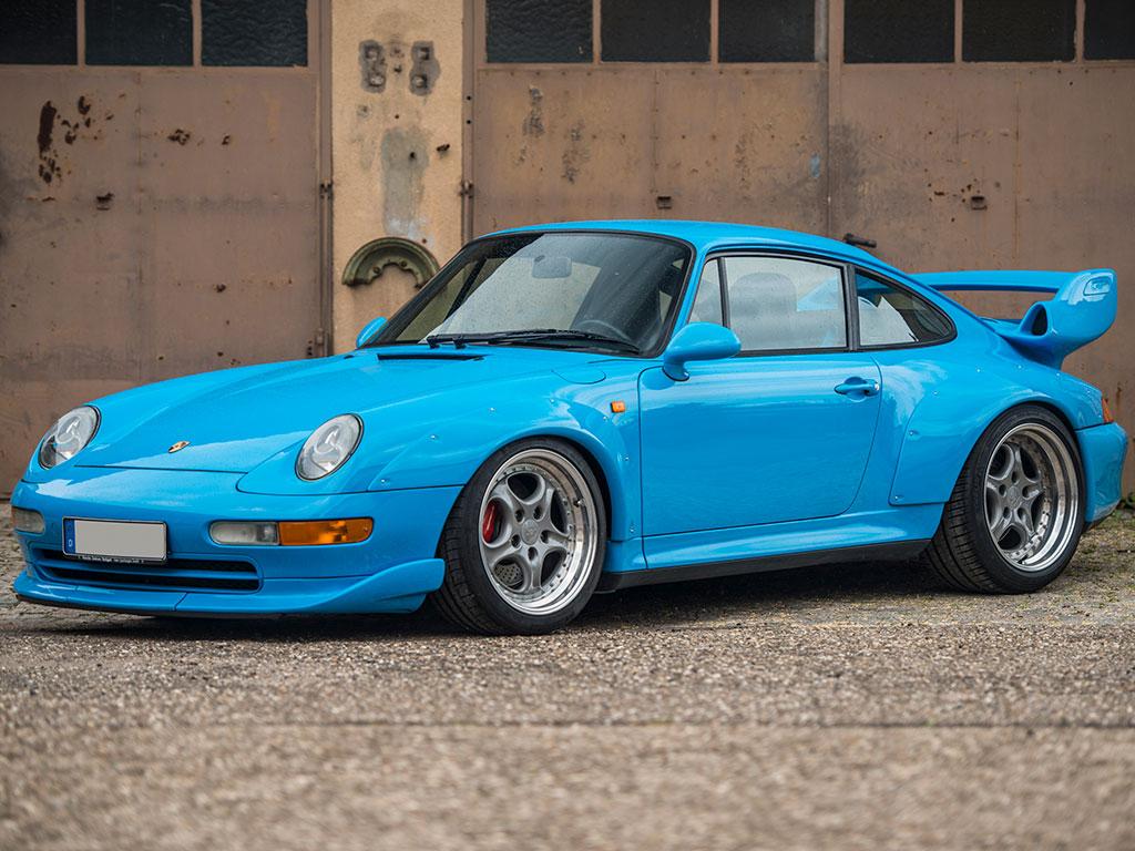 Porsche 911 GT2 - 1995