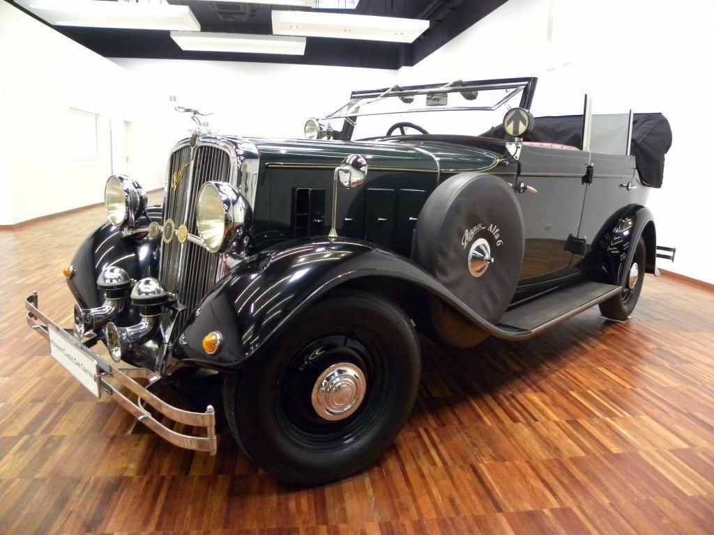 Praga Alfa 6 Serie XVIII - 1931