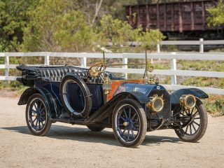 Regal Model T 'Underslung' Touring – 1912