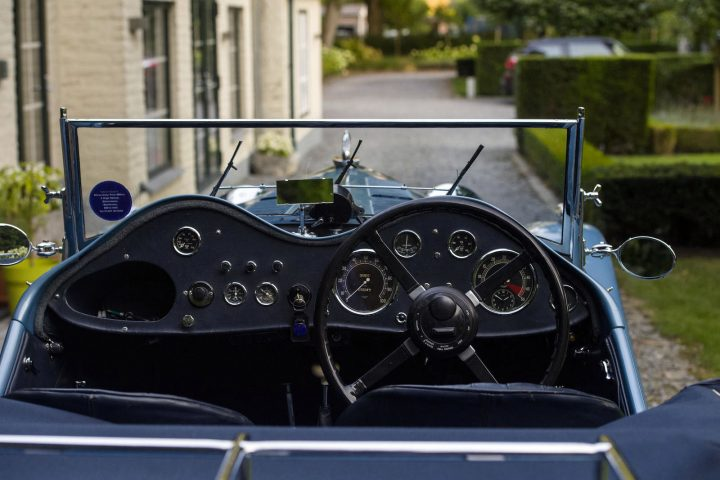AC 16/80 Short Chassis Competition Sports - 1937