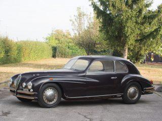 Alfa Romeo 6C 2500 Sport Touring Coupe Aerlux – 1947