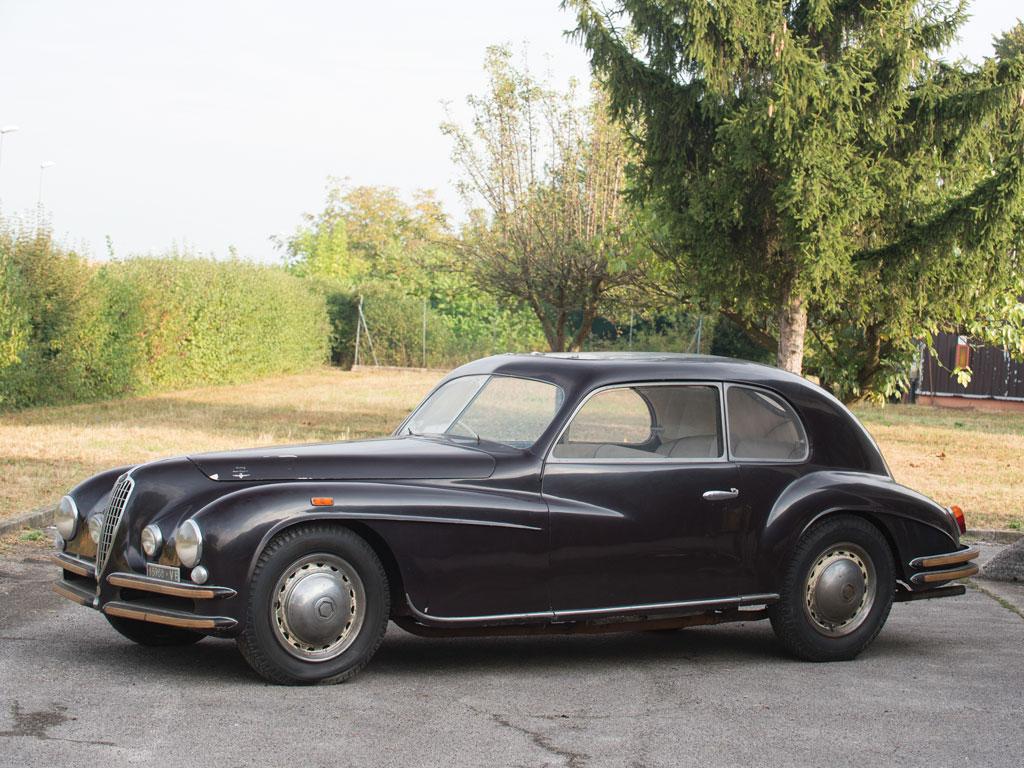 Alfa Romeo 6C 2500 Sport Touring Coupe Aerlux - 1947