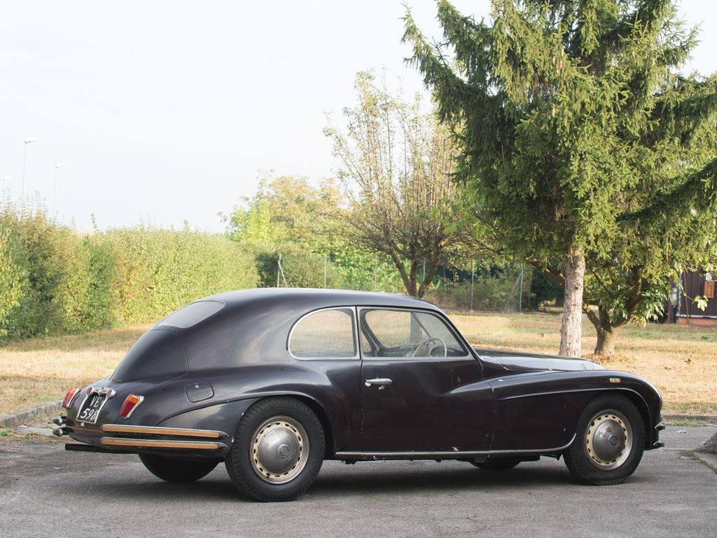 alfa romeo 6c 2500 sport touring coupe aerlux 1947. Black Bedroom Furniture Sets. Home Design Ideas
