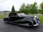 Bentley Mark VI 3 Position Cabriolet – 1947
