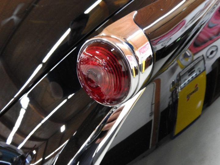 Bentley Mark VI 3 Position Cabriolet - 1947