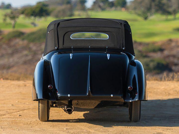 Bugatti Type 57 Cabriolet by Letourneur et Marchand - 1938