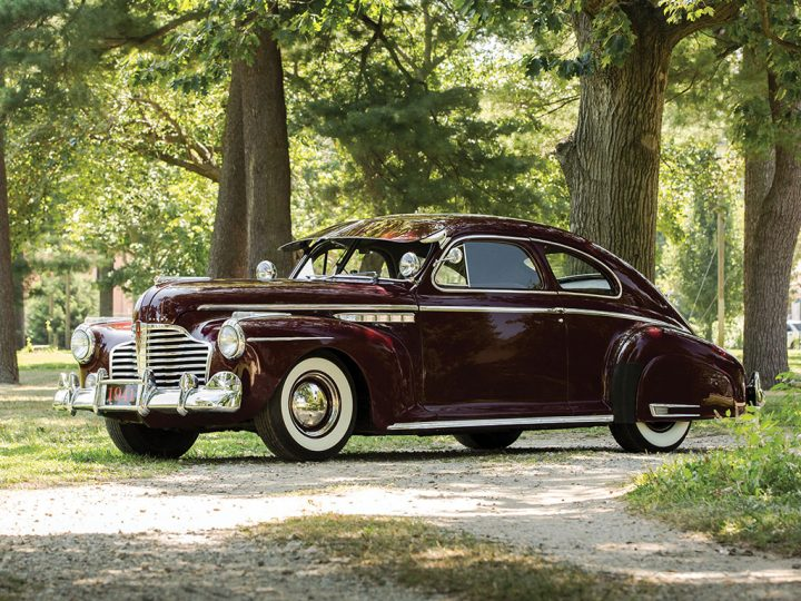 Buick Special 40 Sedanet - 1941