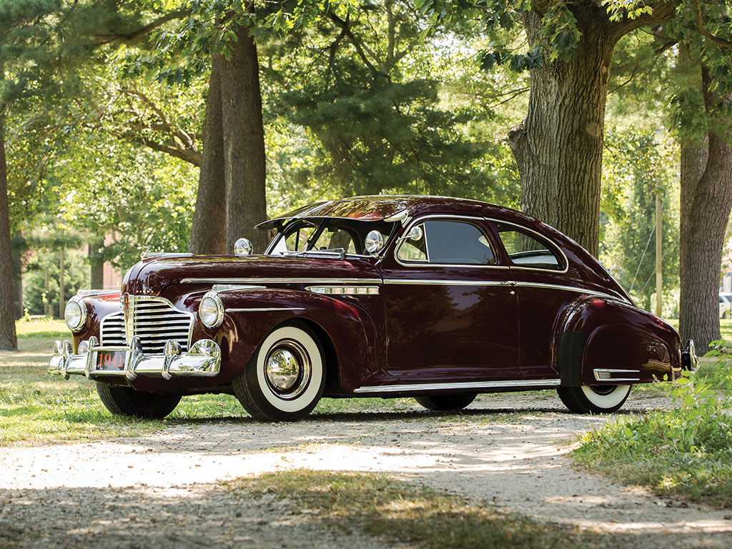 Buick Special 40 Sedanet – 1941