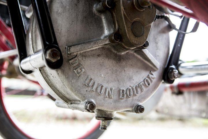 De Dion Bouton 3.5 HP New York Vis à Vis - 1900 35