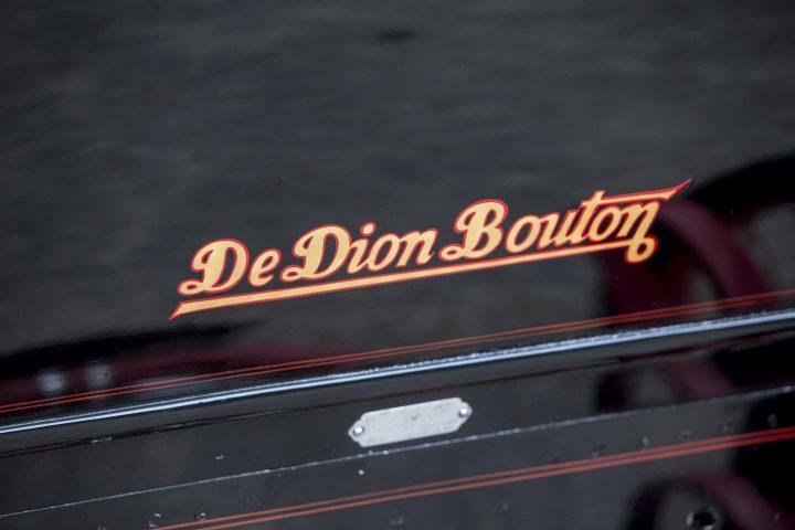 De Dion Bouton 3.5 HP New York Vis à Vis - 1900