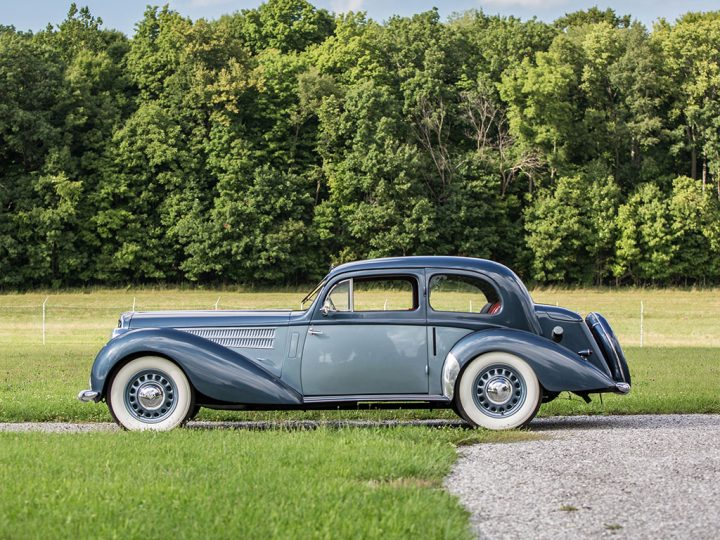 Delahaye 135 M - 1946