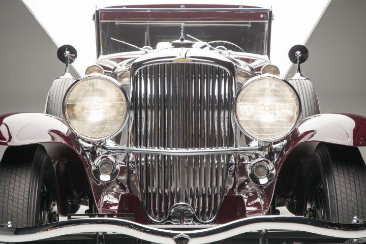 Duesenberg Model J Town Cabriolet - 1930