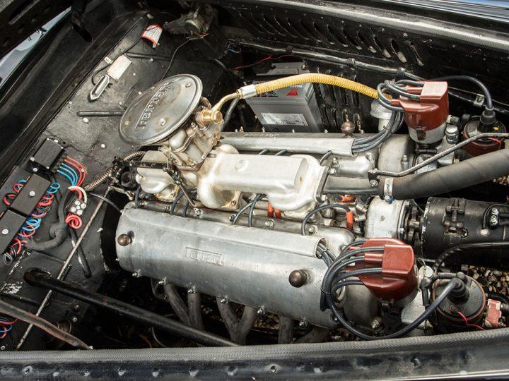 Ferrari 166 Inter Coupé Stabilimenti Farina - 1949