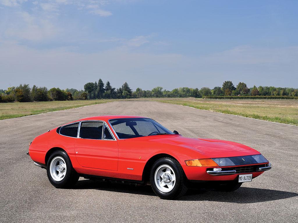 Ferrari 365 GTB/4 Daytona Plexi – 1969