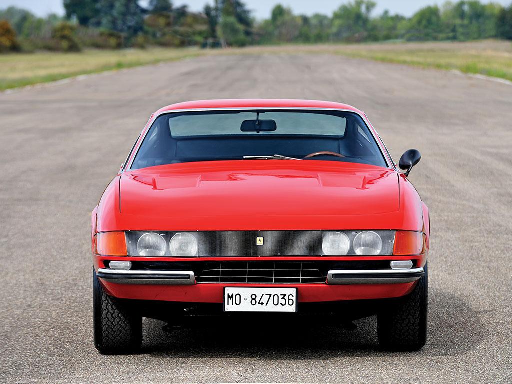 Ferrari 365 Gtb  4 Daytona Plexi