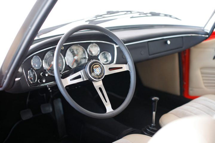 Glas 1300 GT - 1964
