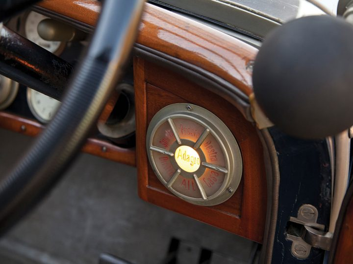 Isotta Fraschini Tipo 8A Imperial Landaulet - 1924