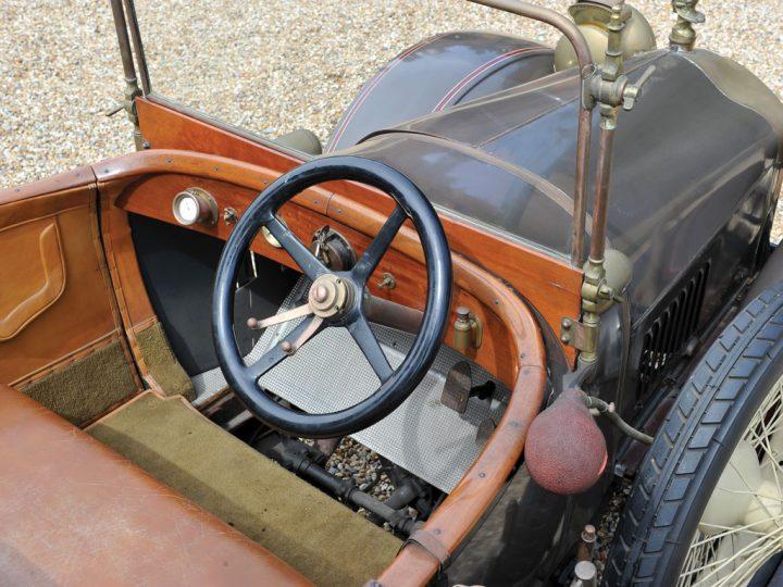 Minerva Type KK Tourer - 1914