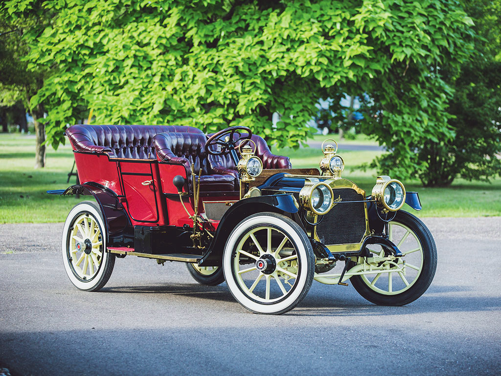 Packard Model NC 18 Touring - 1910