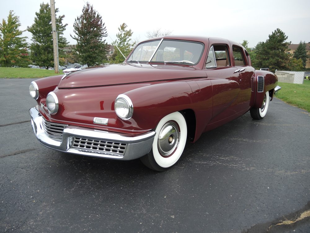 Tucker 48 Torpedo – 1948