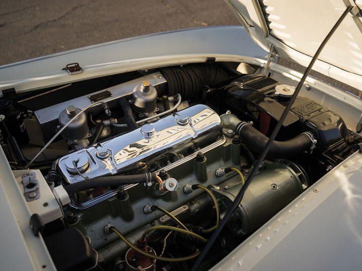 Austin Healey 100 M Le Mans - 1956
