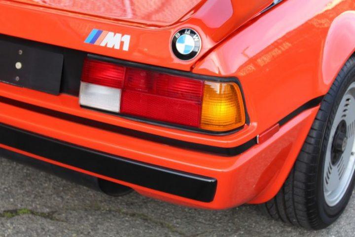 BMW M1 – 1980