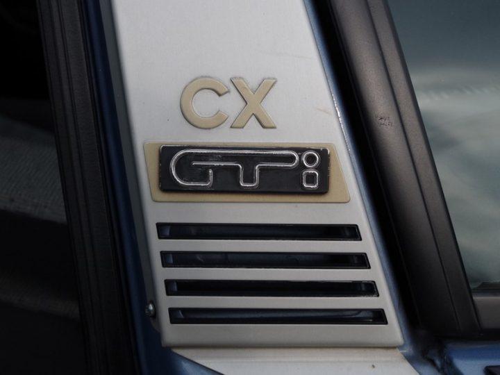 Citroen CX 2400 GTI - 1977