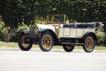 FIAT model 56 50HP 7-Passenger Touring – 1912