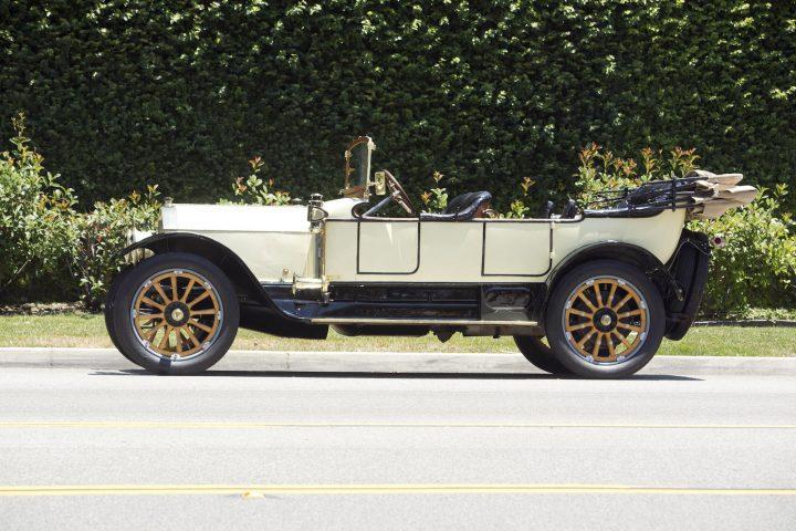 FIAT model 56 50HP 7-Passenger Touring - 1912