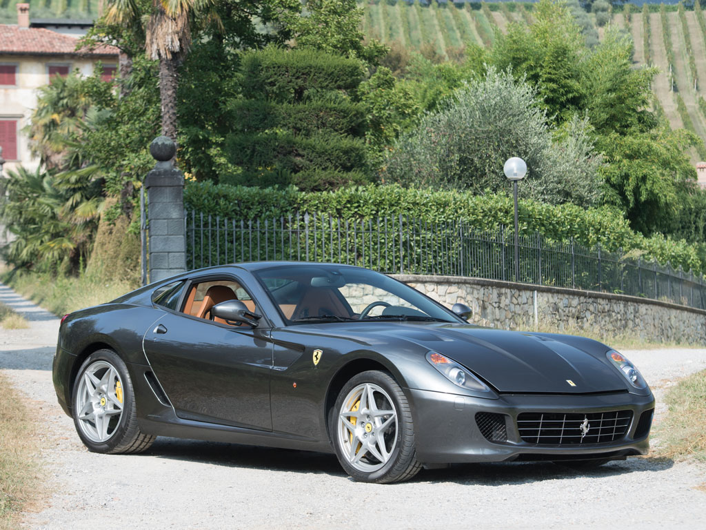 Ferrari 599 GTB Fiorano - 2007