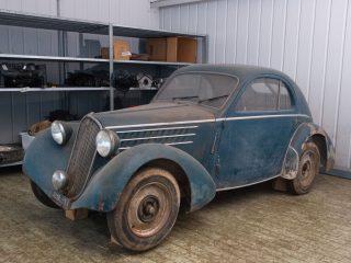 Fiat 508S Berlinetta Mille Miglia – 1935
