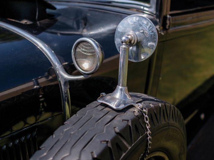 Lincoln Model L Five-Passenger Brougham - 1929