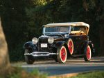 Lincoln Model L Sport Phaeton – 1930