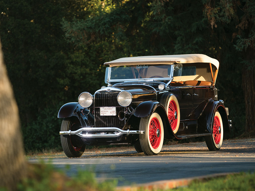 Lincoln Model L Sport Phaeton - 1930
