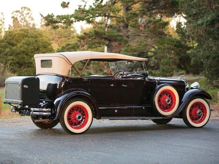 Lincoln Model L Sport Phaeton - 1930