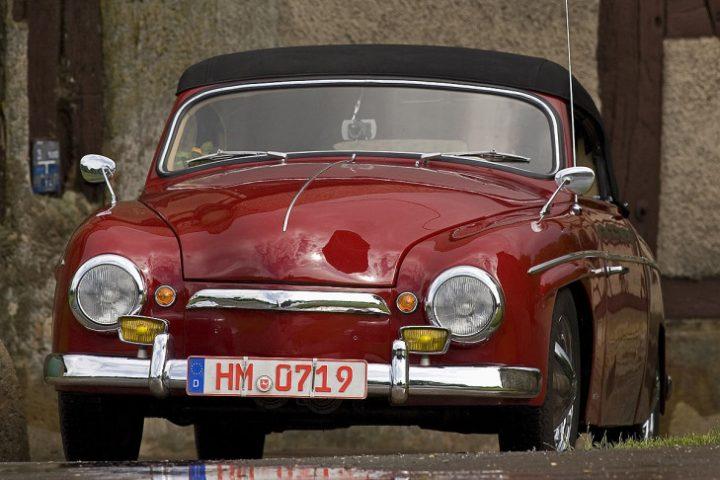 Rometsch Beeskow Cabriolet - 1952