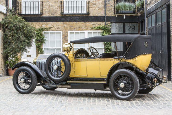 Turcat-Mery Model MJ Boulogne Roadster - 1913