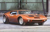 AMC AMX3 - 1969
