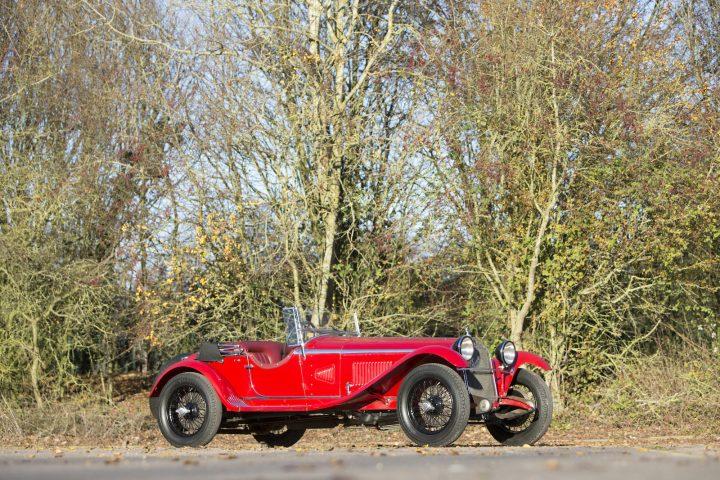Alfa Romeo 6C 1750 Gran Sport Compressore - 1931