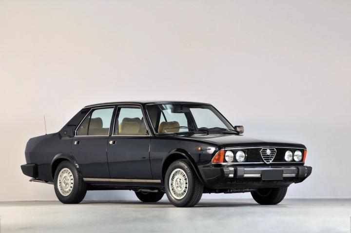 Alfa Romeo Alfa 6 - 1983