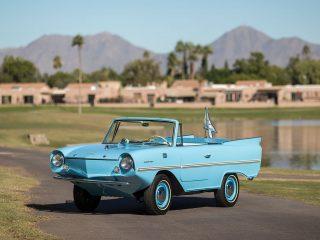 Amphicar 770 – 1966