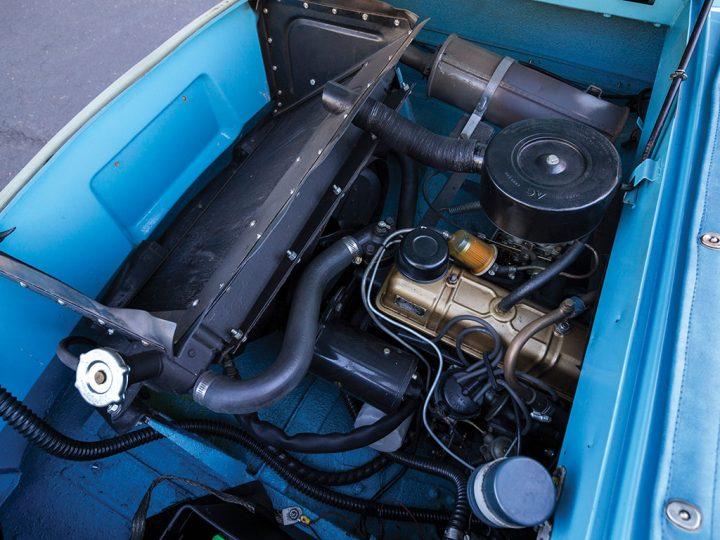 Amphicar 770 - 1966