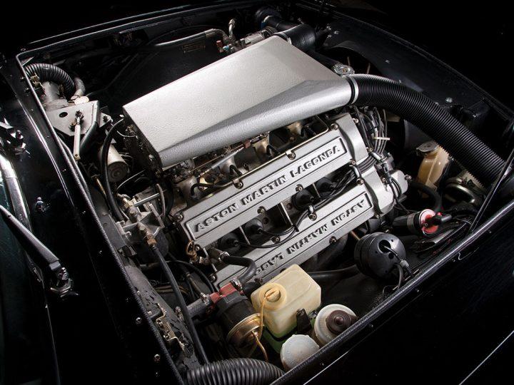 Aston Martin V8 Vantage Oscar India - 1979