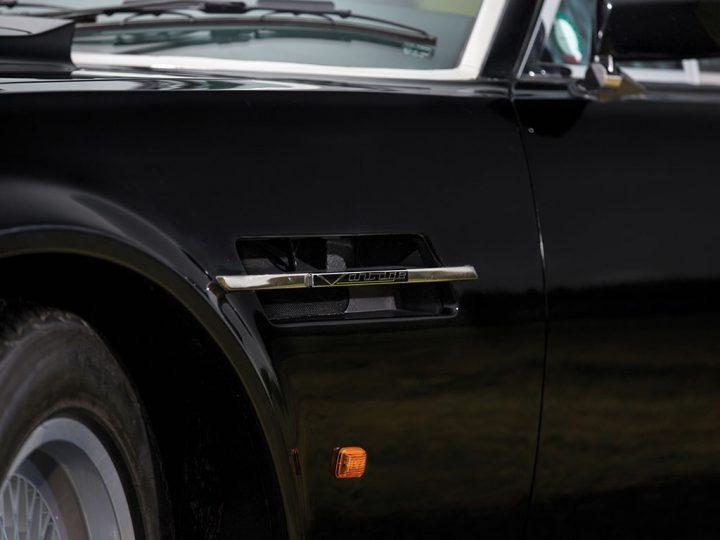 Aston Martin V8 Vantage Volante - 1989