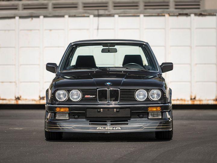 BMW Alpina B6 2.7 - 1986