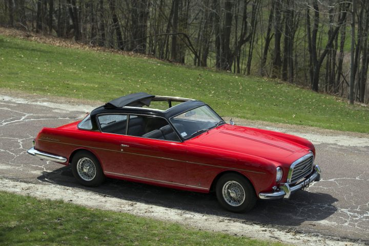 Bill Frick Special GT coupe - 1957