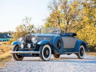 Cadillac V-16 Roadster by Fleetwood – 1930