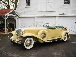 Chrysler CG Imperial Dual-Cowl Phaeton – 1931