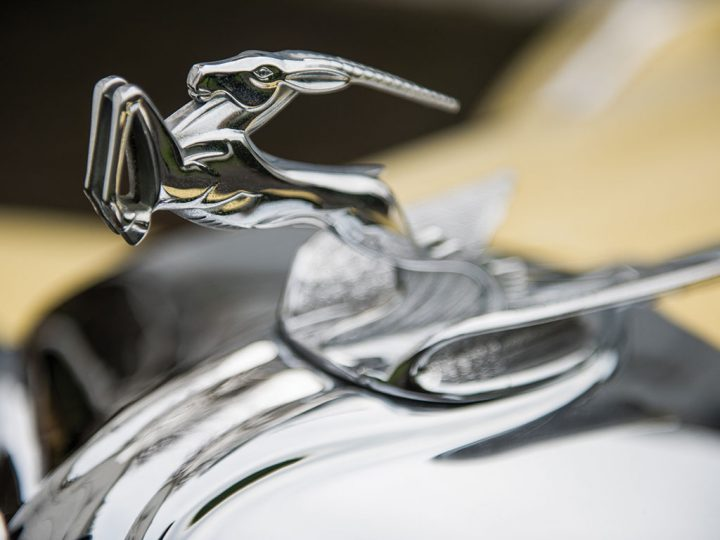 Chrysler CG Imperial Dual-Cowl Phaeton - 1931
